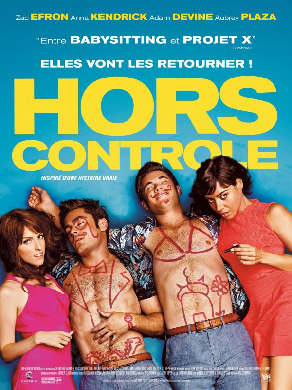 HORS CONTRÔLE (MIKE AND DAVE NEED WEDDING DATES)