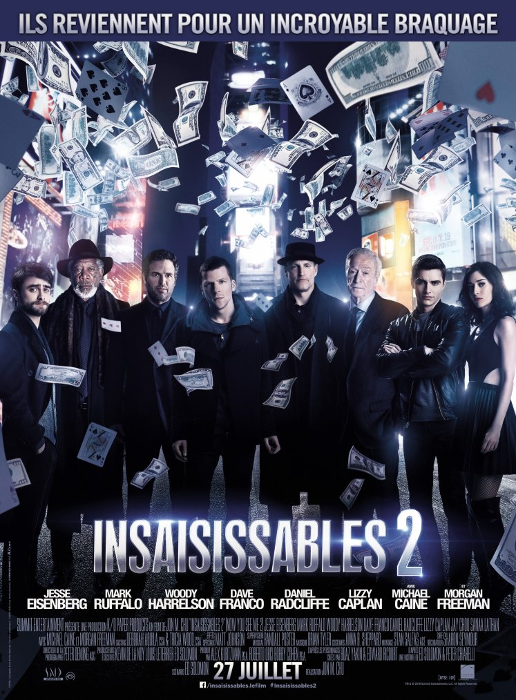 INSAISISSABLES 2 (NOW YOU SEE ME 2)