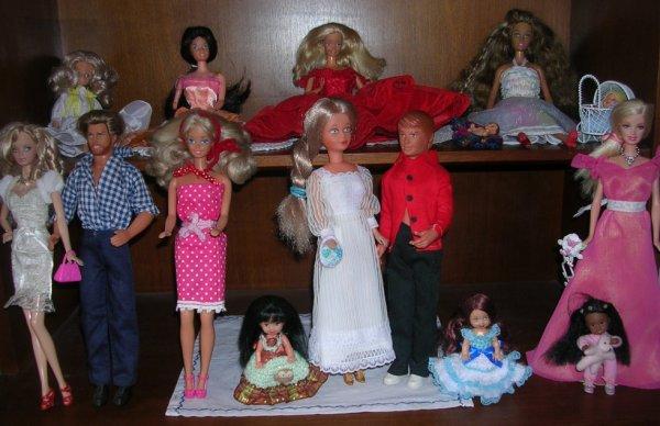 TRESSY BOUCLETTE A CRAQUE POUR LE BEAU BOY-JEAN ! ILS ONT CELEBRE LEUR MARIAGE AVEC QUELQUES PROCHES ET DE JOLIES PETITES DEMOISELLES D'HONNEUR ! VIVE LES MARIES !!!