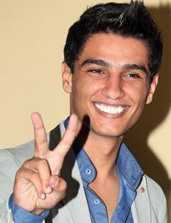 """<b>Mohamed Assaf</b>, chanteur vainqueur de """"Arab Idol"""" <b>...</b> - 3205206085_1_2_d0CjK2JJ"""