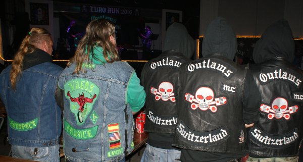 euro run 2016 outlaws mc