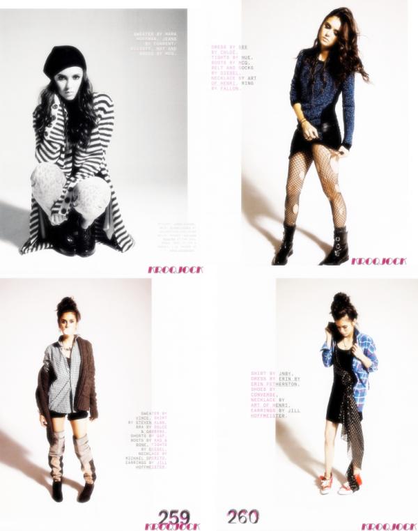 photoshoot : nylon magazine september