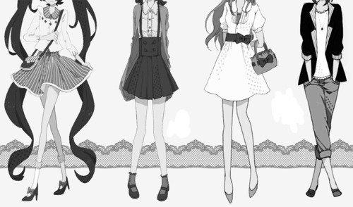 Jolie fille jolies jambes - La beaut des filles