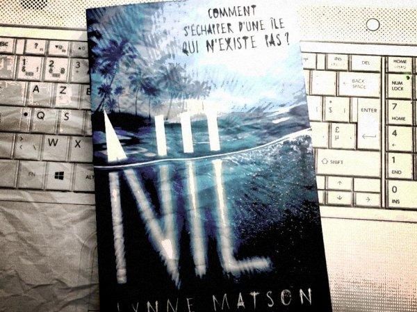 Pr�sentation de Nil de Lynne Matson Editions Pocket Jeunesse !