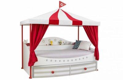 Insolite mais tendance cirque circo circus zirkus for Chambre enfant gauthier