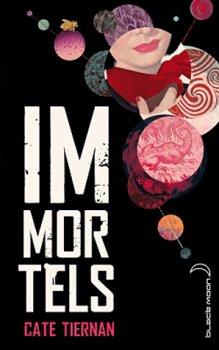 PARTENARIAT Immortels, Cate Tiernan