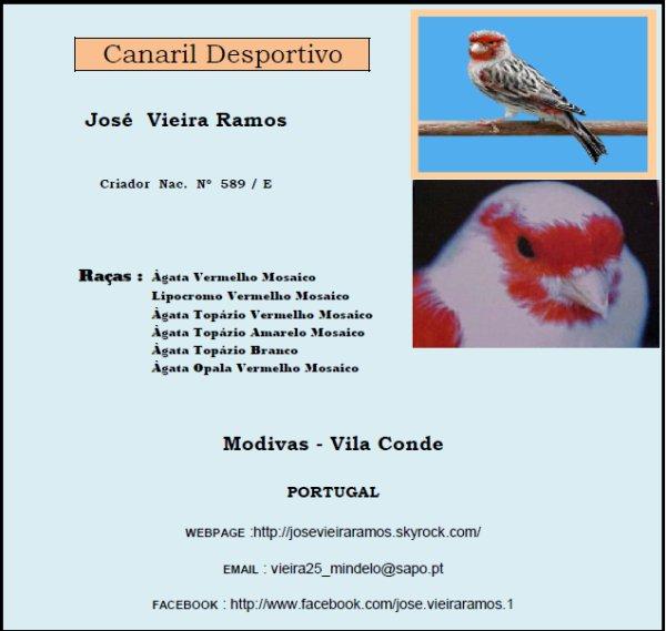 CANARIL DESPORTIVO JOS� VIEIRA RAMOS
