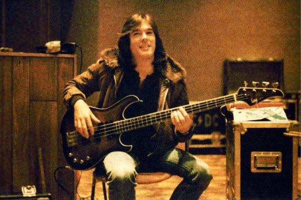 Cliff Williams : La base rythmique
