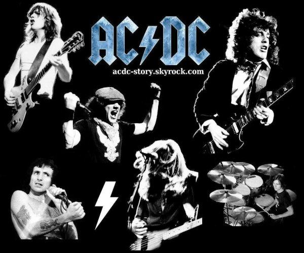 Bienvenue dans l'univers endiablé d'AC/DC !