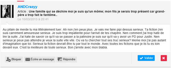 Article Changeant..