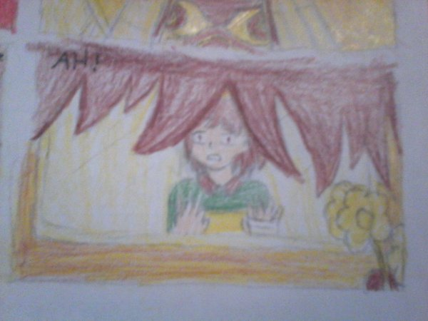 BeforeTale : Chara's Journey page 4 Bd undertale