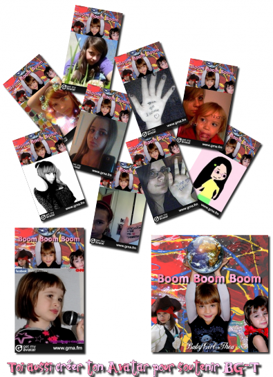 """BOOM BOOM BOOM"" le 3em et Nouveau Son 100% BG-T !  ♥♪♪♥ Youtube ★ Forum ★ Photos ★ FaceBook ★ Test ★ Twitter  ★ GroupeFan ♥♪♪♥"
