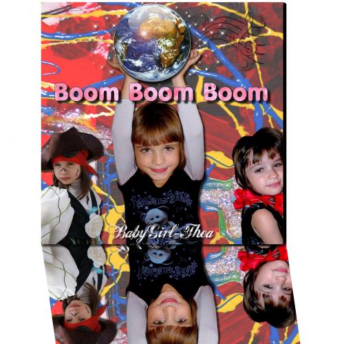 BabyGirl-Thea / Boom Boom Boom (100% BG-T) (2011)