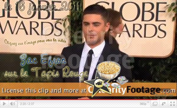 → Zac EFRON // Evénements . • ˙ • . • ˙ • . • ˙ • . • ˙ • . • ˙ • . • ˙ • . • ˙ • . • ˙ • . •˙ • .  DAILY-ZEFRON ★.•°•.•Tapis Rouge des Golden Globes 2011•.•°•.★  « Interviews & Vidéos » - . • ˙ • . • ˙ • . • ˙ • . • ˙ • . • ˙ • . • ˙ • . • ˙ • . • ˙ • . •˙ • .  « 16.01.2011 »