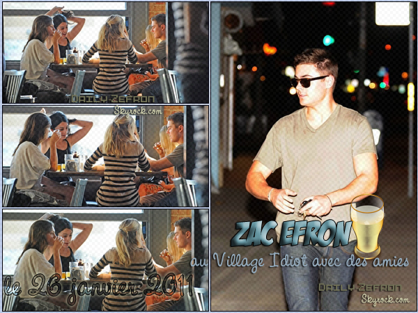 → Zac EFRON // Vidéo . • ˙ • . • ˙ • . • ˙ • . • ˙ • . • ˙ • . • ˙ • . • ˙ • . • ˙ • . •˙ • .  DAILY-ZEFRON ★.•°•.•Zac au village idiot•.•°•.★  « Melrose Place » - . • ˙ • . • ˙ • . • ˙ • . • ˙ • . • ˙ • . • ˙ • . • ˙ • . • ˙ • . •˙ • .  « Janvier 2011 »