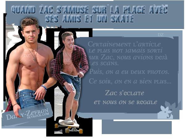 → Zac EFRON // Candids . • ˙ • . • ˙ • . • ˙ • . • ˙ • . • ˙ • . • ˙ • . • ˙ • . • ˙ • . •˙ • .  DAILY-ZEFRON ★.•°•.•Zac Efron tombe la chemise ou presque...•.•°•.★  « Photos Musclées » - . • ˙ • . • ˙ • . • ˙ • . • ˙ • . • ˙ • . • ˙ • . • ˙ • . • ˙ • . •˙ • .  « mars 2011 »