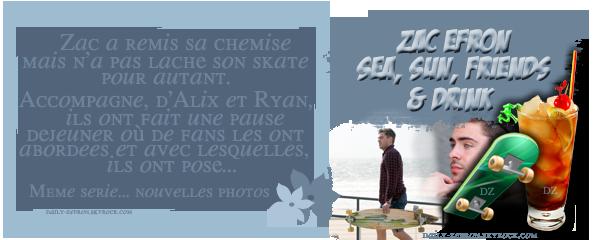 → Zac EFRON // Candids . • ˙ • . • ˙ • . • ˙ • . • ˙ • . • ˙ • . • ˙ • . • ˙ • . • ˙ • . •˙ • .  DAILY-ZEFRON ★.•°•.•Zac Efron remet la chemise...•.•°•.★  « Photos Musclées - 3ème série » - . • ˙ • . • ˙ • . • ˙ • . • ˙ • . • ˙ • . • ˙ • . • ˙ • . • ˙ • . •˙ • .  « mars 2011 »