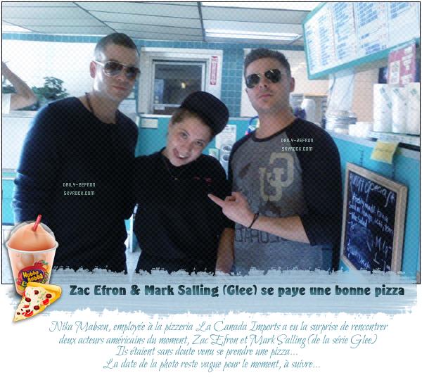 → Zac EFRON // Candids-Twitter - . • ˙ • . • ˙ • . • ˙ • . • ˙ • . • ˙ • . • ˙ • . • ˙ • . • ˙ • . •˙ • .  DAILY-ZEFRON ★.•°•.•ZAC SE PAYE UNE BONNE TRANCHE DE PIZZA ET DE RENCONTRE•.•°•.★  «Glendale/La Cañada - Californie » - . • ˙ • . • ˙ • . • ˙ • . • ˙ • . • ˙ • . • ˙ • . • ˙ • . • ˙ • . •˙ • .  - « Février 2011 »