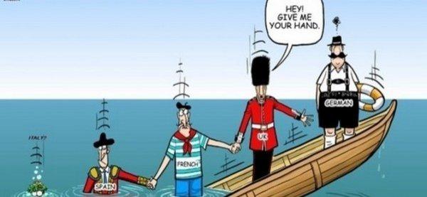 La marmite europ enne entre en bullition ou le bateau coule parlons econom - Groupe de securite qui coule ...