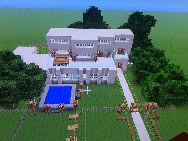 Futur maison du quartier moderne blog de st francois les - La maison du futur bruxelles ...