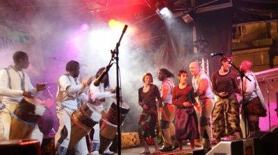 spectacle télé-thon 2009 pour la ville de Rouen