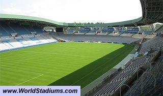 Stade de la beaujoire nantes fc nantes les stades de foot du plus petit au plus grand - Porte de la beaujoire nantes ...