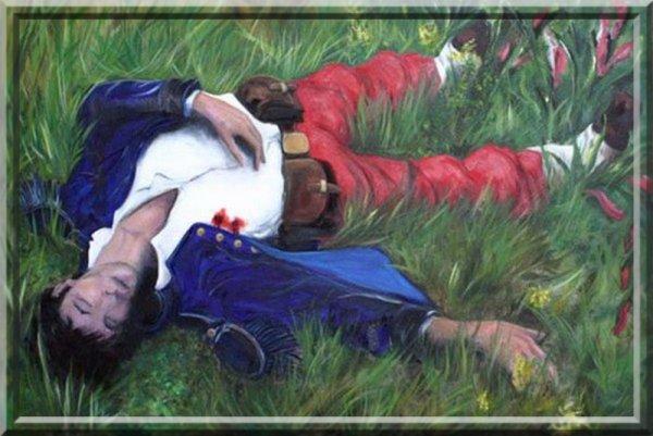 """Le dormeur du val : """"Complicit� entre Arthur Rimbaud et Pagnolesque"""""""