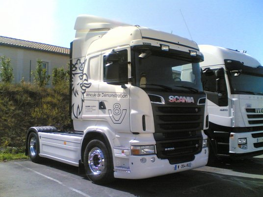 scania v8 occasion. Black Bedroom Furniture Sets. Home Design Ideas