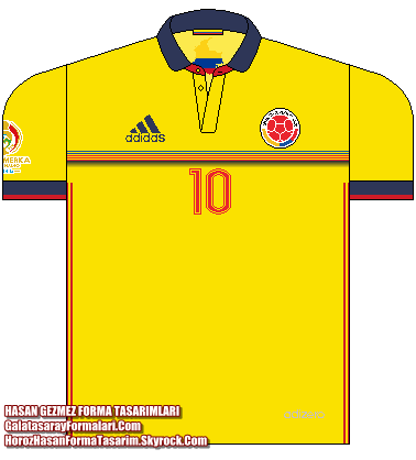 Colombia Adidas