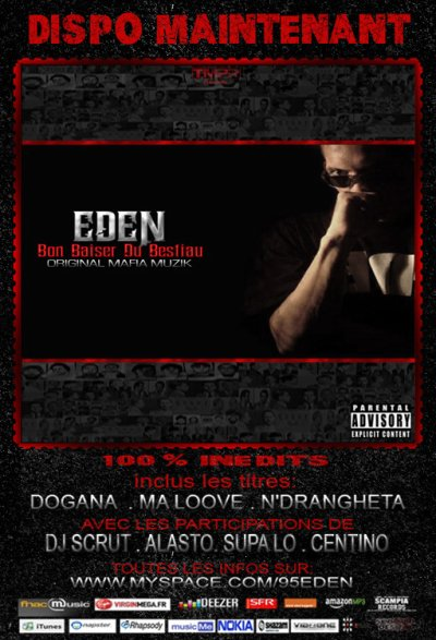 """""""BON BAISER DU BESTIAU"""" / EDEN. MA LOOVE (2010)"""