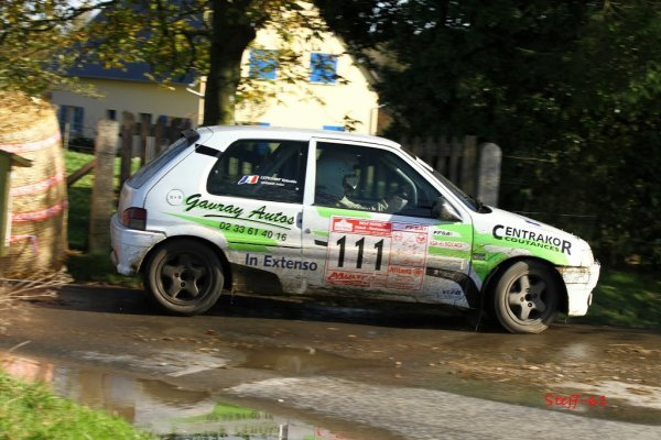 Rallye R�gional de Normandie Beuzeville