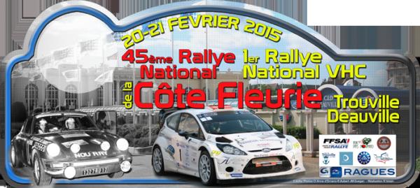 45� Rallye National de la C�te Fleurie