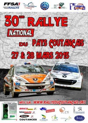 30� Rallye National du Pays Coutan�ais