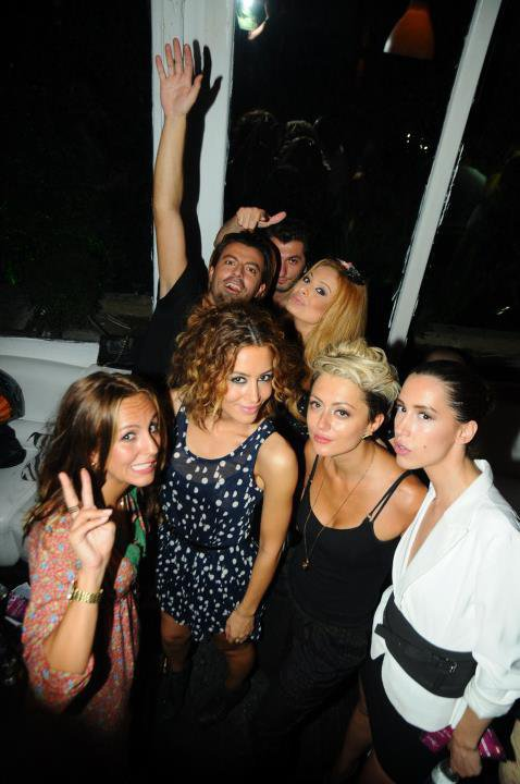 Duffye, Besa and their friends <3