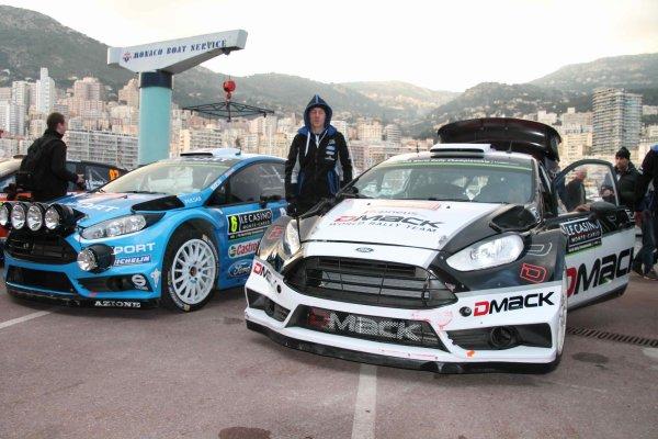 Rallye Mont� Carlo 2016