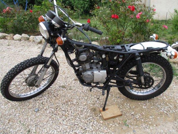 Honda 125 XLs