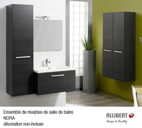 Choix salle de bain allibert de chez hubo notre maison - Allibert salle de bain ...