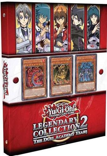 Legendary Collection 2 The Dual Academy Years