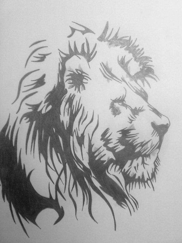 Articles de cln13 tagg s noir et blanc marseillaise a tout jamais cln13 - Dessin de lion facile a faire ...