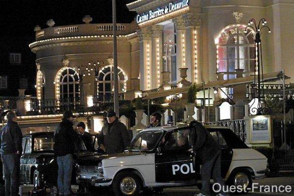 Le braquage du casino de Deauville  MESRINE-BESSE