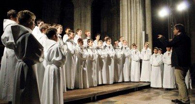 Les petits chanteurs à la croix de bois préparent leur tournée internationale (JSL)