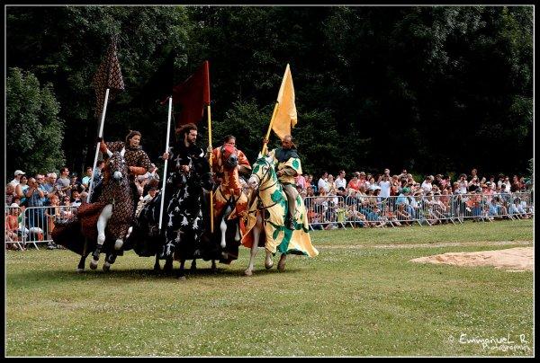 R�sum� du tournoi de chevalerie du 29 juillet 2012...