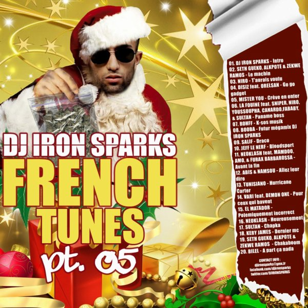 DJ IRON SPARKS - FRENCH TUNES PART. 05