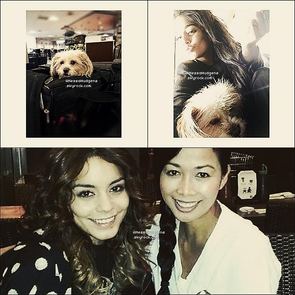 . 06.01.15.PHOTOS PERSO. Vanessa à poster quelques photos sur son compte instagram. Ceci est pour comblée le manque d'actualités de Nessa en ce moment. .