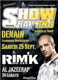 24carats en 1ere partie de rim'k a denain samedi 25 septembre au faubourg du chateaux