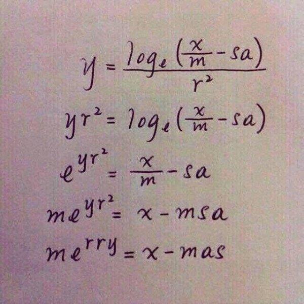 Joyeuses fêtes!