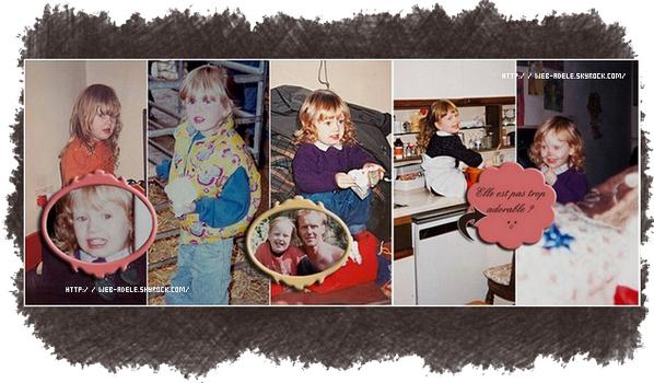 Adele et les magazines + Retour en enfance ...