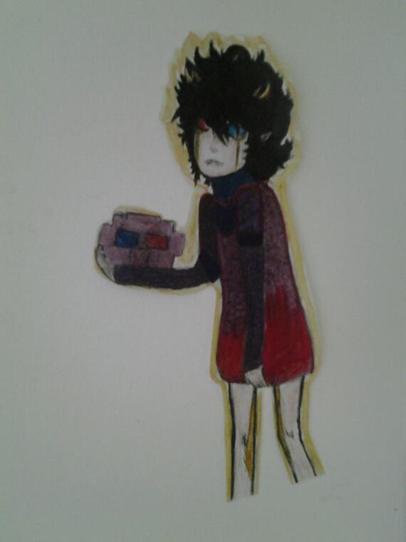 Mes DEBUTS de dessins Homestuck
