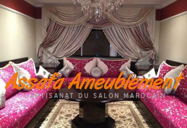 Articles de salons marocains tagg s dar wa decor for Platre dicor 2015