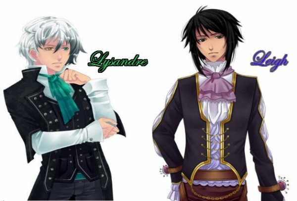 Personnages !